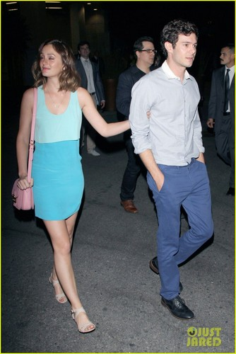 Leighton Meester & Adam Brody