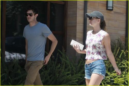 Leighton and Adam