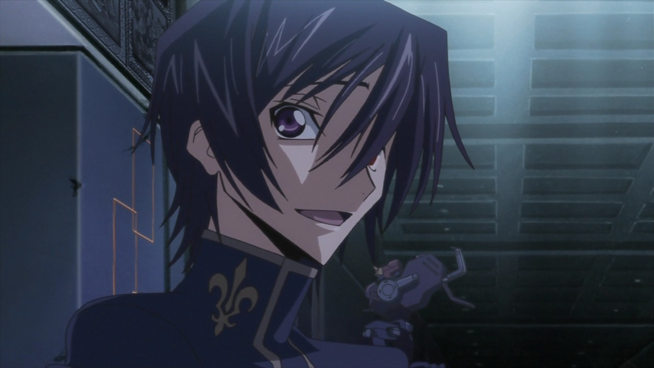 lelouch lelouch lamperouge zero photo 34812525 fanpop. Black Bedroom Furniture Sets. Home Design Ideas