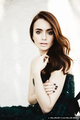 Lily (+ TMI castmates) for
