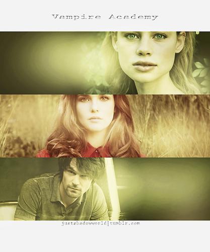 Lissa/Rose/Dimitri