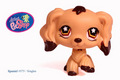 Littlest Pet Shop Cocker Spaniel #575 RARE!