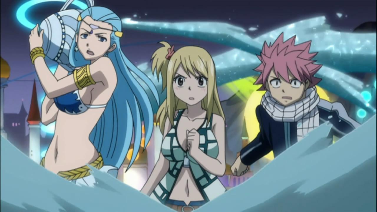 Lucy & friends - Fairy Tail Photo (34811908) - Fanpop
