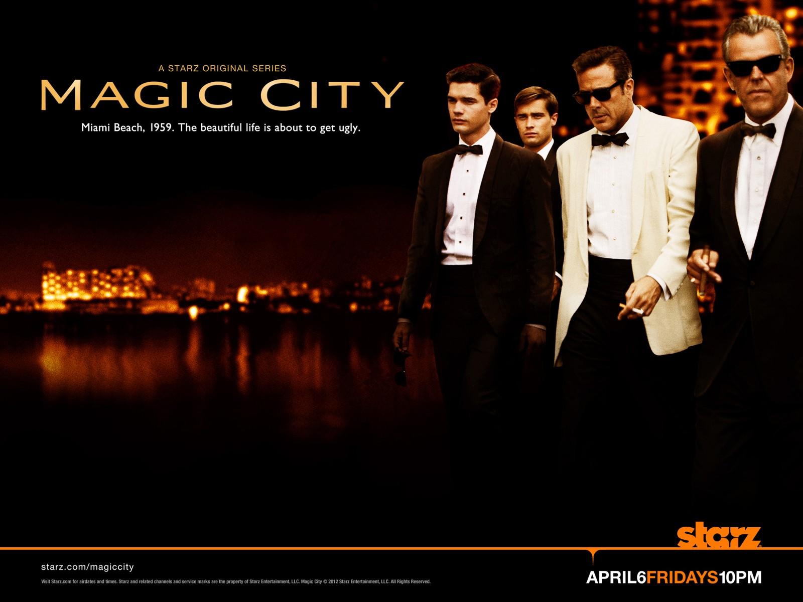 magic city starz - photo #4