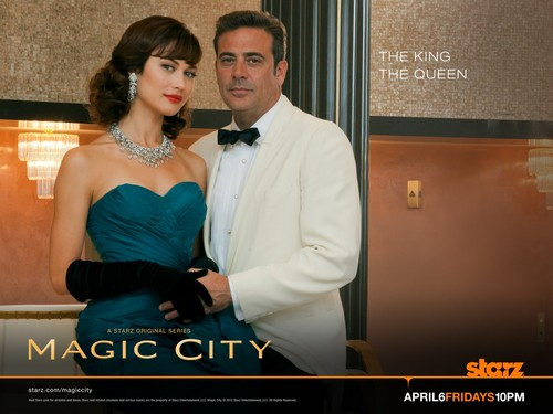 Magic City Wallpaper