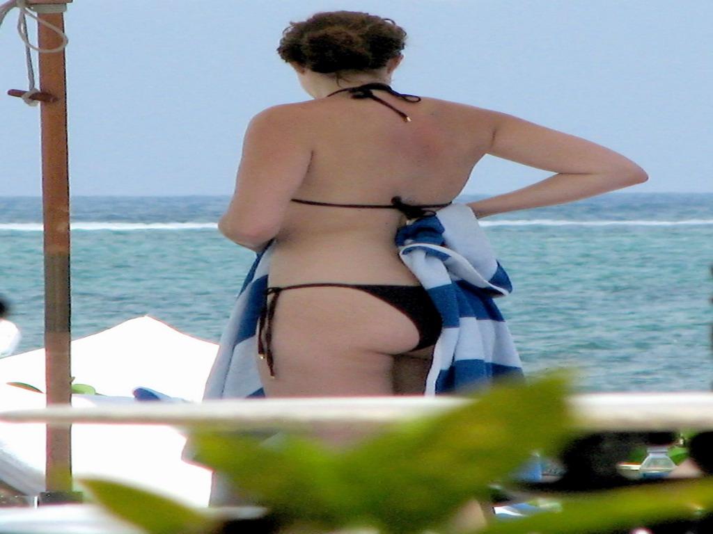 Bikini in mandy moore