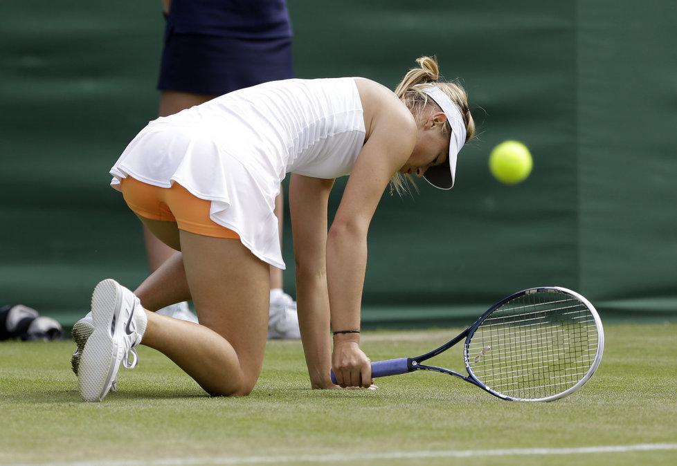 Maria Wimbledon 2013