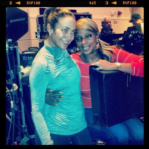 Mary J Blige & JLo