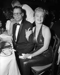 Marylin And Third Husband, Arthur Millerr