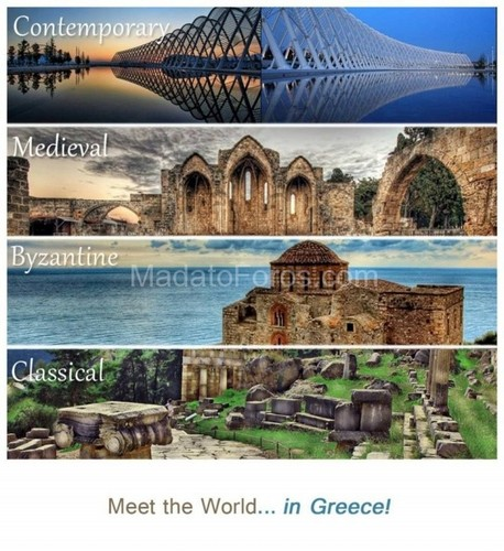 Greece wallpaper titled Meet the world...in Greece