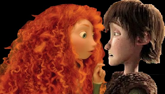 Merida X Hiccup Images Mericcup Wallpaper And Background