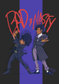 Michael Jackson and Janet Jackson - Bad and Nasty ♥♥ - janet-jackson fan art
