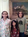Michael Jackson's kids Paris Jackson, Blanket Jackson and Prince Jackson ♥♥