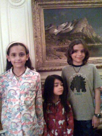 Michael Jackson's kids Paris Jackson, Blanket Jackson and Prince Jackson ♥♥