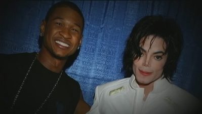 Michael and अशर