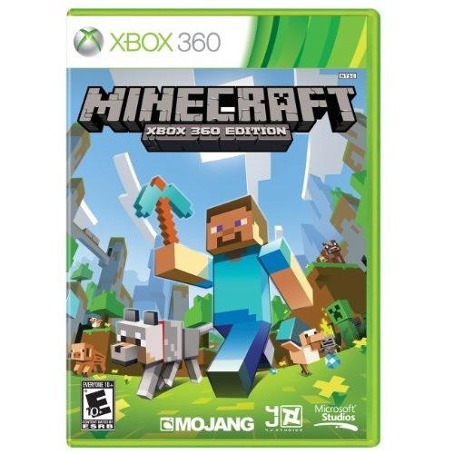 MineCraft on Xbox 360