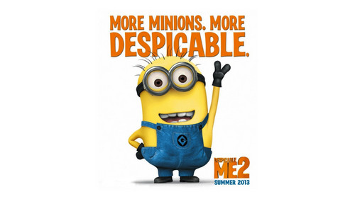 Despicable Me Minions wallpaper possibly containing anime entitled Minion