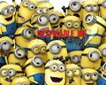 Minions - despicable-me wallpaper