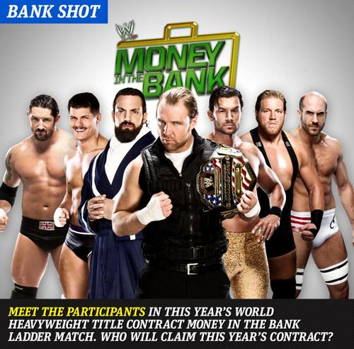 Money in the Bank 2013