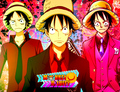 Monkey D. Luffy Edition - anime fan art