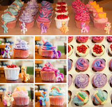 My Little Pony Cupcakes - my-little-pony-friendship-is-magic Photo