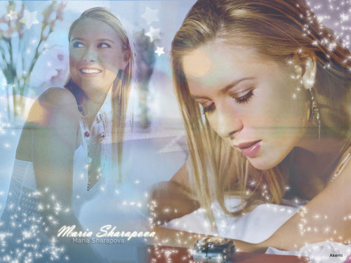My Maria Sharapova