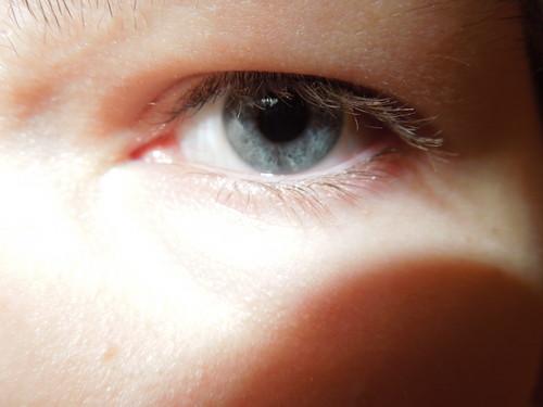My blue eye :3