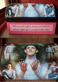 My handmade Colin Morgan box - merlin-on-bbc fan art
