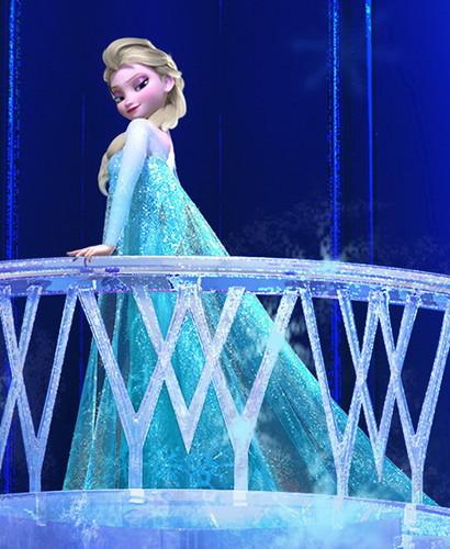 My sister , Elsa