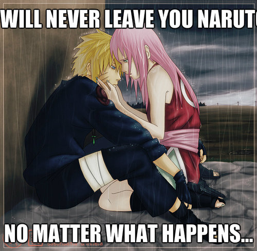 naruto and Sakura love1