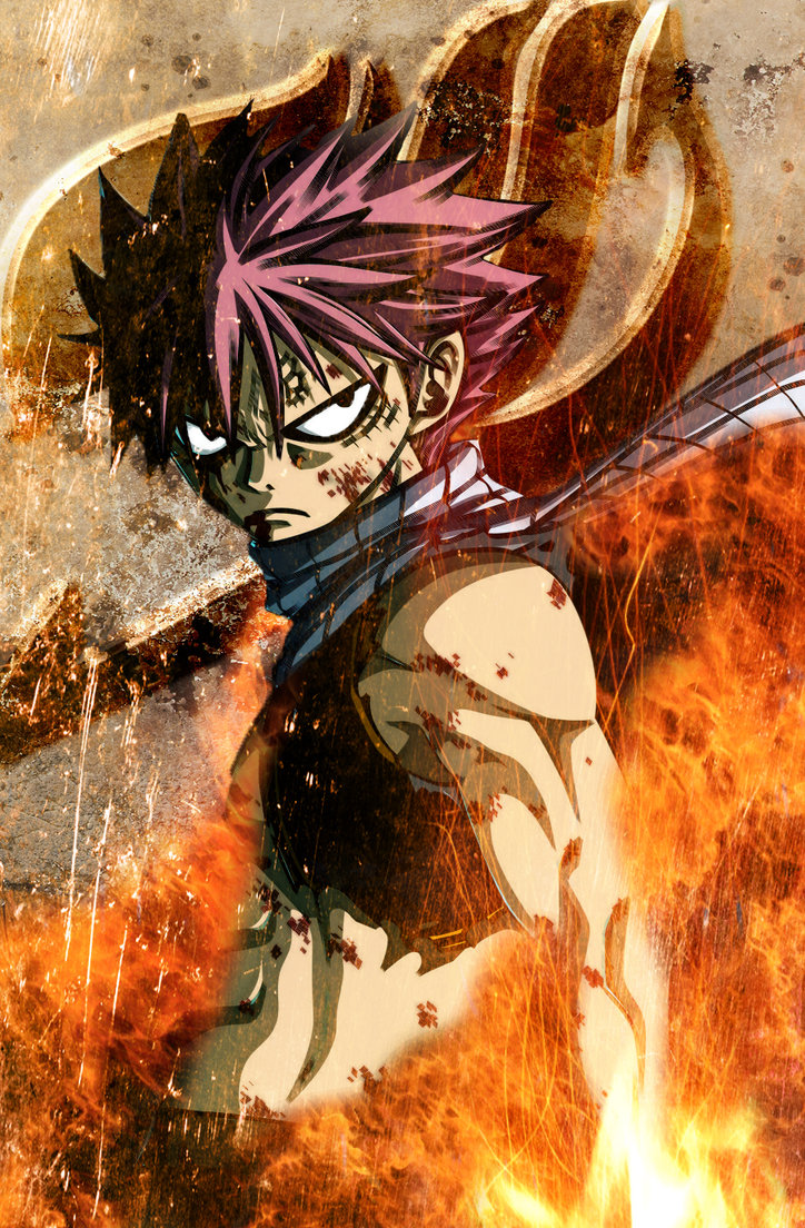 Fairy Tail Images Natsu Dragneel Hd Wallpaper And Background