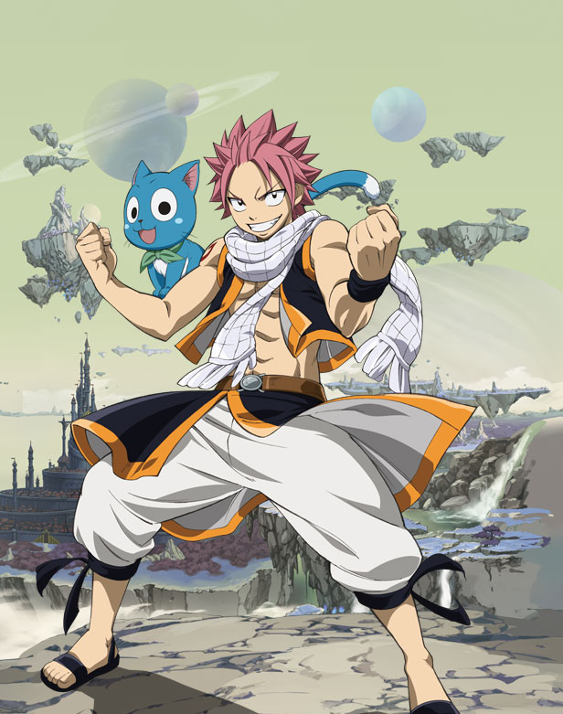 Fairy Tail Images Natsu Happy HD Wallpaper And Background Photos