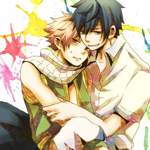 Natsu and Gray (Fairy Tail)