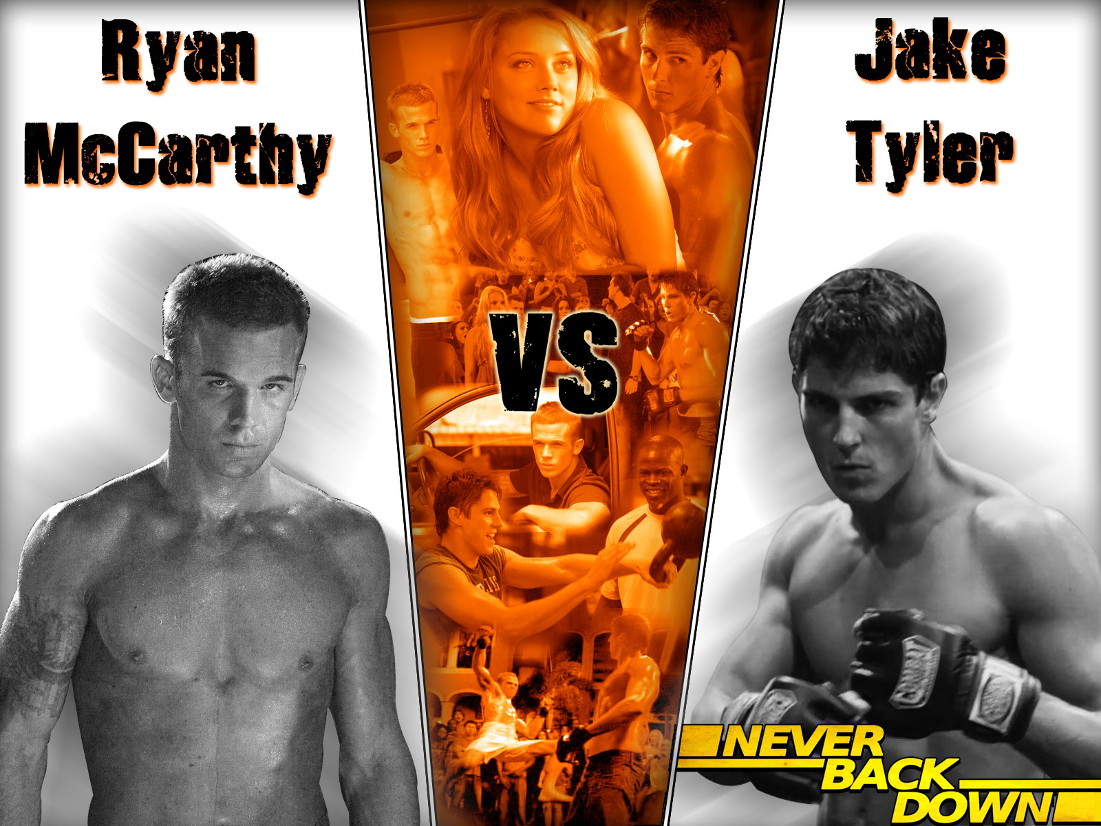 Never Back Down Movie