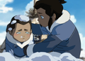 Noatak and Tarrlok - avatar-the-legend-of-korra photo