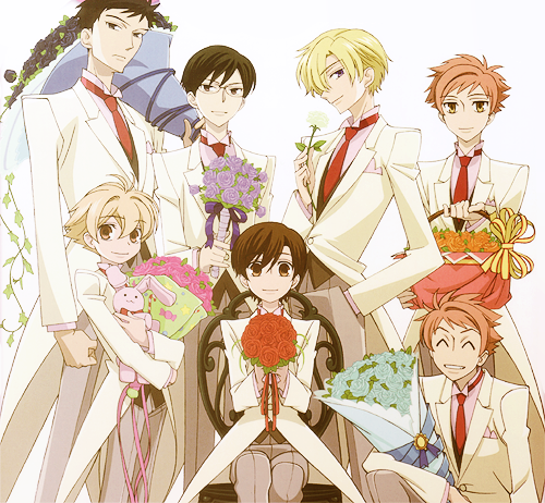ouran high school host club wallpaper entitled OHSHC