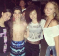 OMG LOOK AT CAM! - cameron-boyce photo