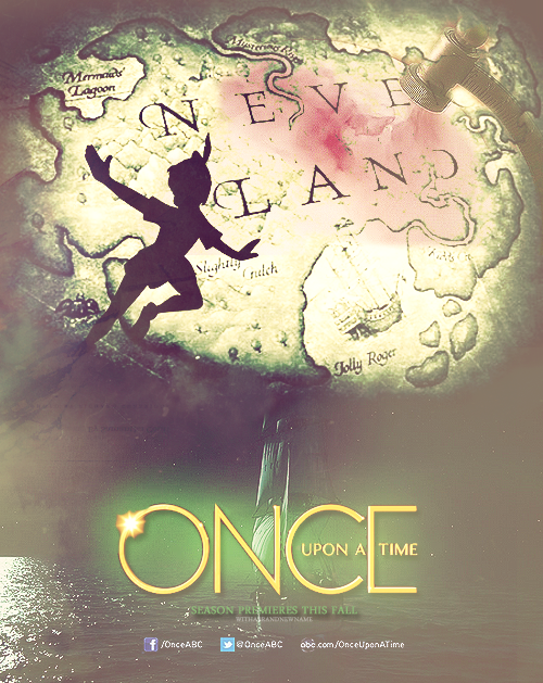 Ouat Fan Made Season 3 Poster Once Upon A Time Fan Art