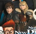 Older Hiccup and Astrid from HTTYD 2