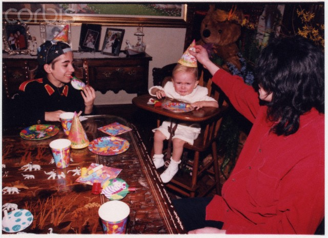Omer Bhatti, Prince Jackson and Michael Jackson ♥♥