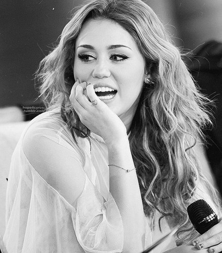 Our Miley!!!