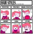 PG hair styles