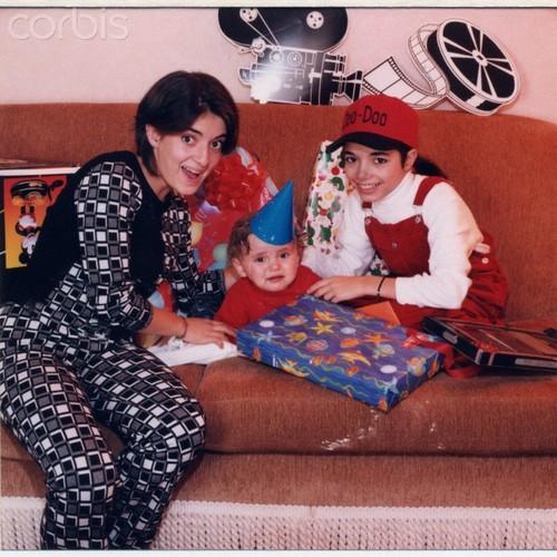 Pia Bhatti, Prince Jackson and Omer Bhatti ♥♥