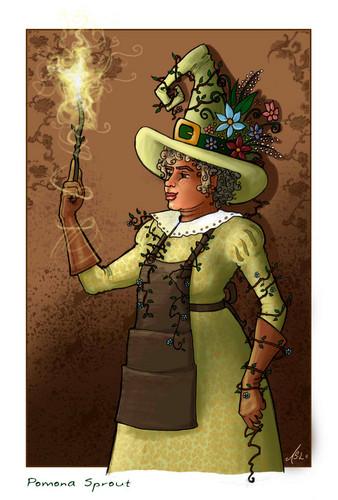 Pomona Sprout :)