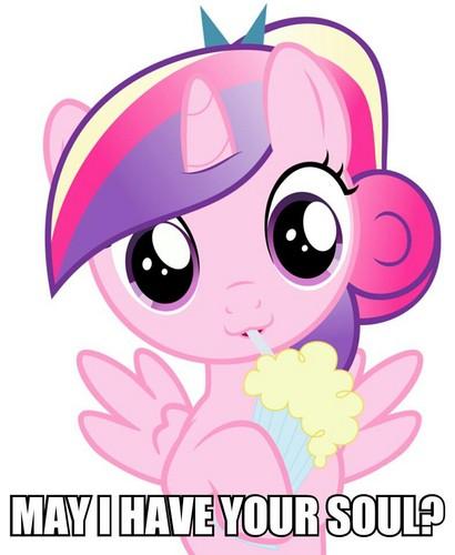 Ponies...