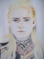 Portrait of Legolas