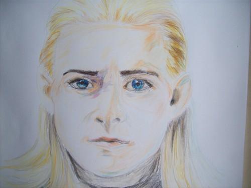 Portrait of Legolas