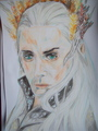 Portrait of Thranduil