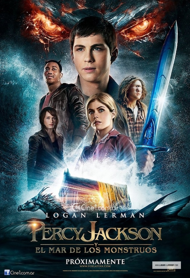 Posters - Percy Jackson and the Olympians Photo (34853405 ...