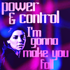 Music photo possibly with anime called Power & Control by Marina & the Diamonds